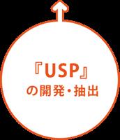 『USP』の開発・抽出